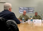 Army's 54th Quartermaster General visits DLA Troop Support
