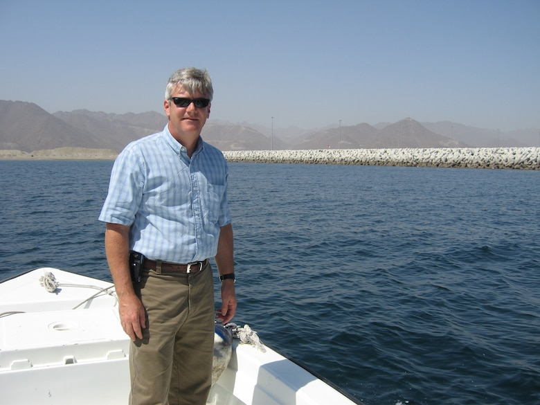 USACE honors researcher for a career reducing coastal risk