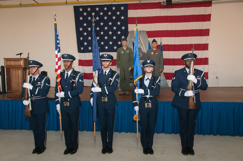 192nd Fighter Wing Assumption of Command 2017