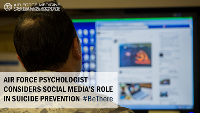 Suicide Prevention & Social Media