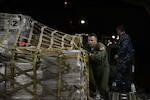 U.S. efforts to provide humanitarian aid to Mexico.