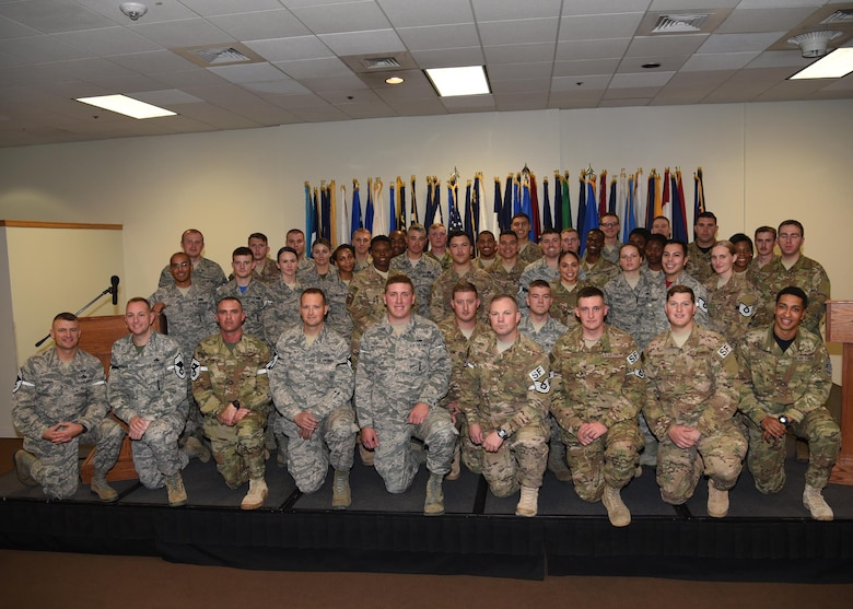 Promotion Ceremony Group Photo