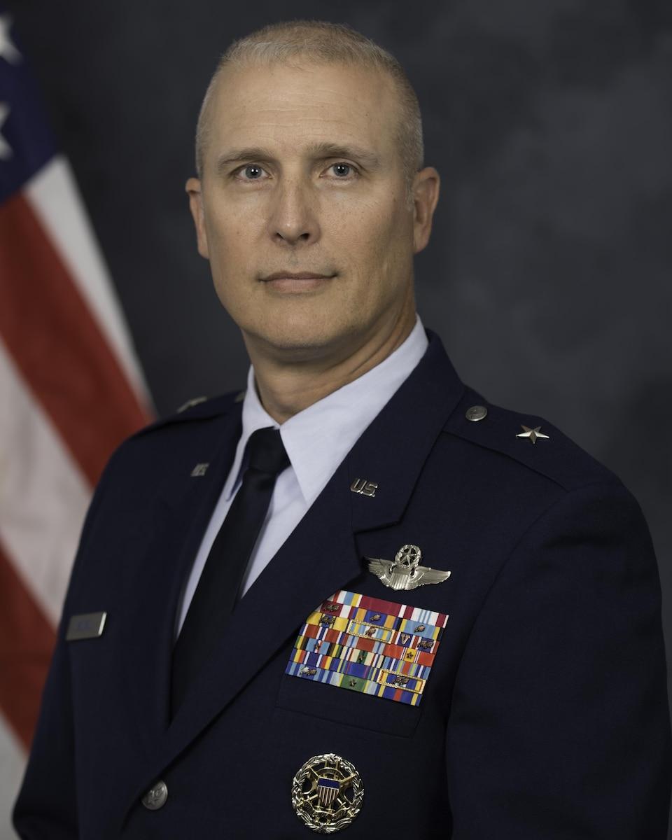Brig Gen Paul Bauman