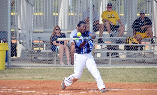 2017 Armed Forces softball tournament