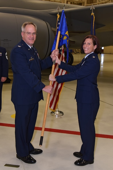 Aircraft maintainers welcome new leader