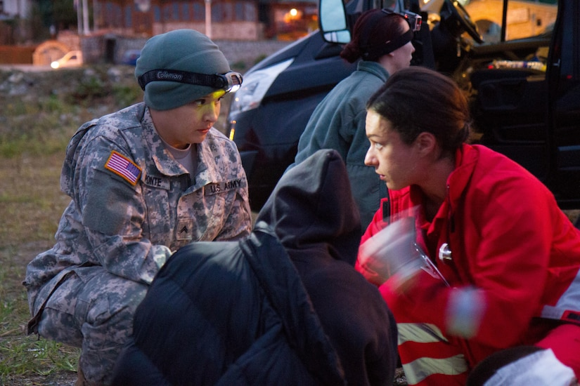 7th MSC soldiers join international partners in NATO EADRCC's disaster relief exercise