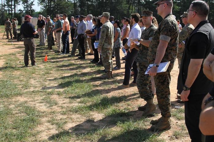 Modern Day Marine NLW Demo