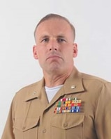 Battalion Commander, 1st Battalion 23rd Marine Regiment