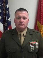 Battalion Sergeant Major, 1st Battalion, 23rd Marine Regiment