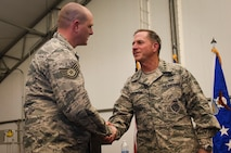 Air Force Chief of Staff Gen. David L. Goldfein, Mrs. Goldfein visit 70th ISR Wing