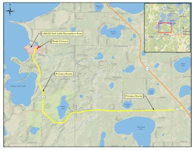 St Paul District US Army Corps Of Engineers - Us army corps of engineers map of dapl