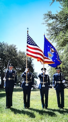 Honor Guard's high tempo pride
