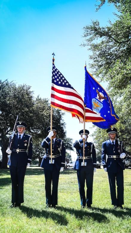 Honor Guard's high tempo pride