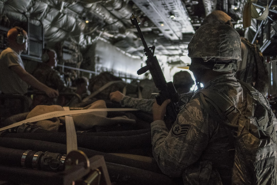 353rd SOG supports deployment, sustainment ops during Tropic Ace