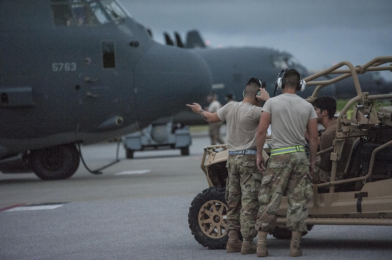 Pacific Commandos exercise readiness during typhoon evac