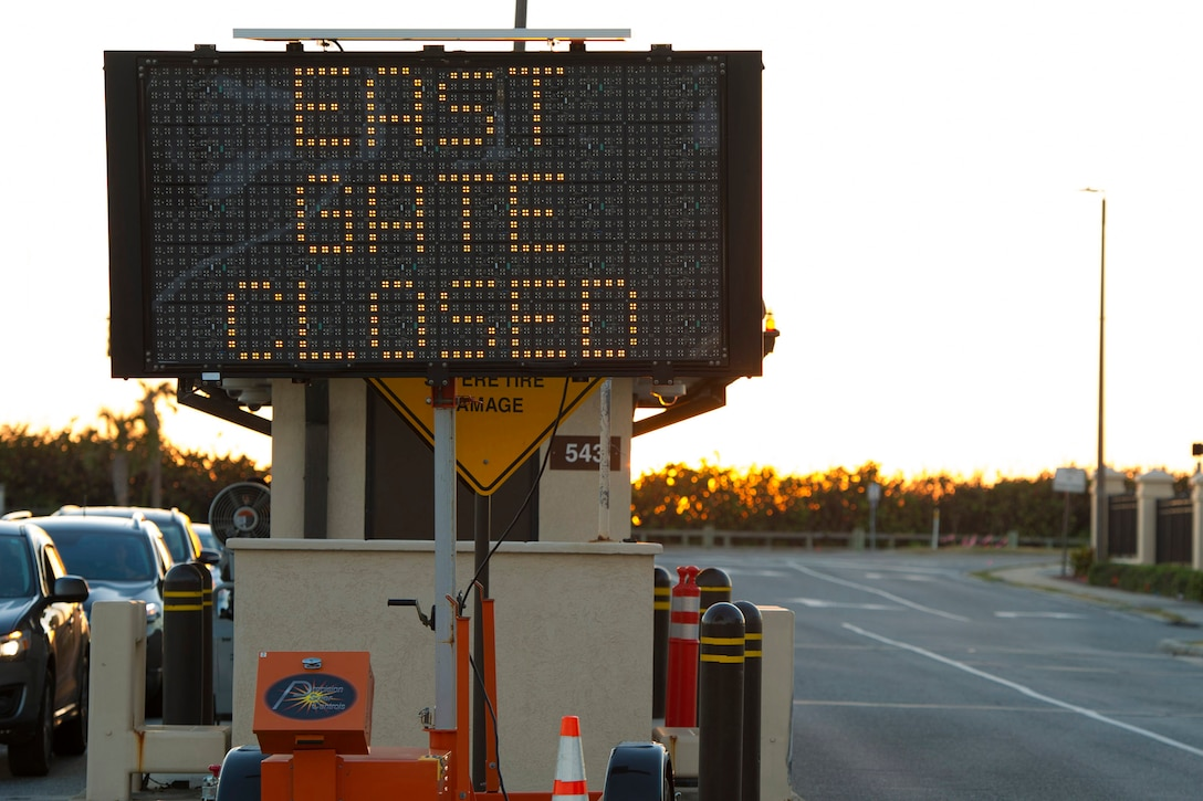 Adjusted gate hours for Columbus Day weekend