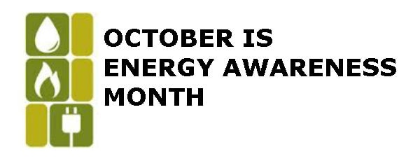 October is Energy Awareness Month and Join Base San Antonio is committed to reducing energy consumption to meet all conservation directives.