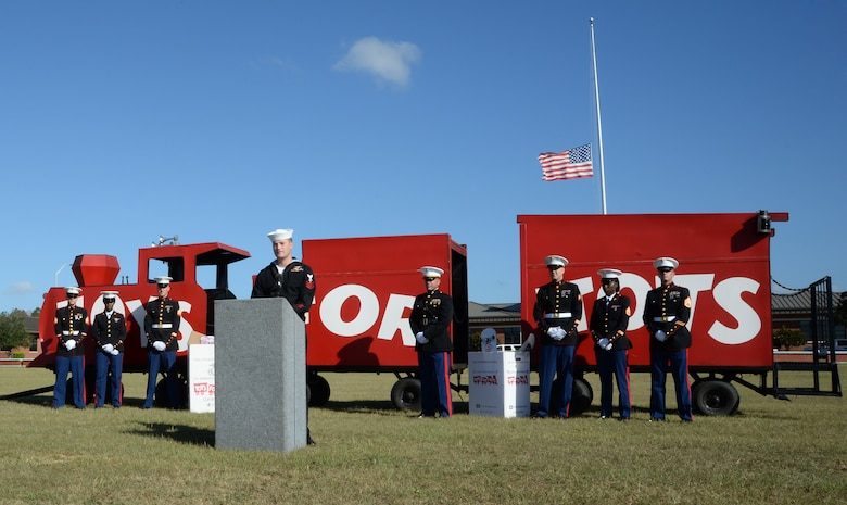 Annual Toys for Tots Campaign underway