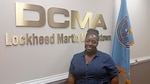 Defense Contract Management Agency employee Rhea Hood received the Military Meritorious Service Award from Blacks in Government on Aug. 22 in Atlantic City, New Jersey. She is an information technology specialist at DCMA Lockheed Martin Moorestown in New Jersey. (DCMA photo by Eloisa Clarke)