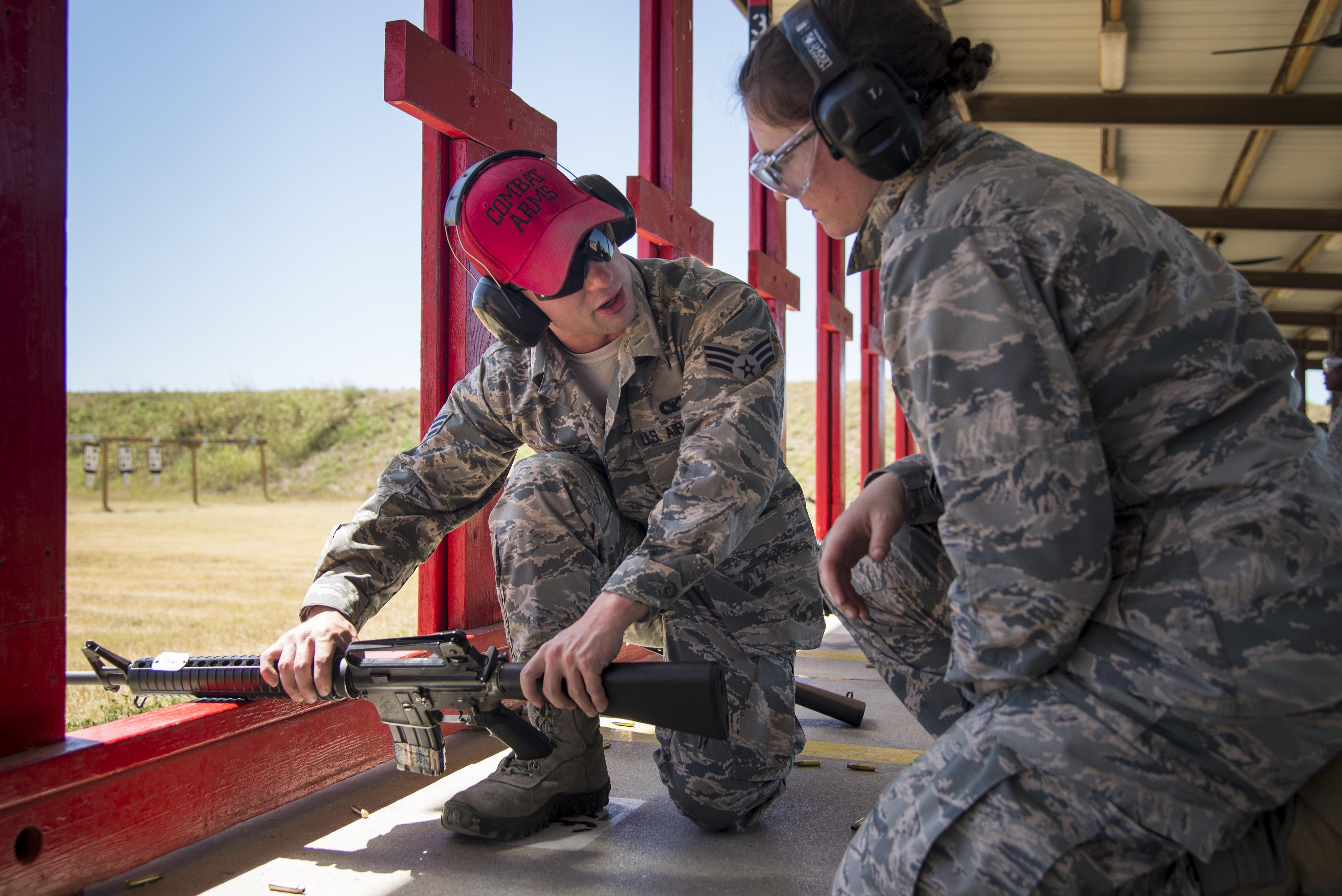Catm Instructor Returns To Jbsa Trains Next Generation Of