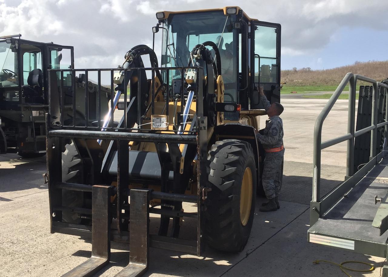 Missouri air wing provides aid to U.S. Virgin Islands