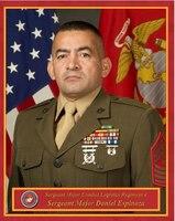 Sergeant Major, Combat Logistics Regiment 4