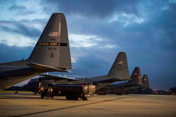 130th Airlift Wing joins Hurricane Maria relief efforts in Puerto Rico