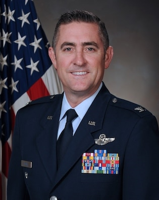 Col Sean C. Bittner biography photo.