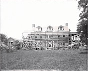 IMAGE: Naval Proving Ground Building History: Admiral's Residence