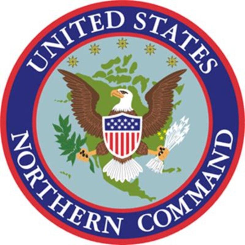 U.S. Northern Command seal.
