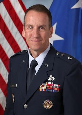 Maj Gen Shaun Morris