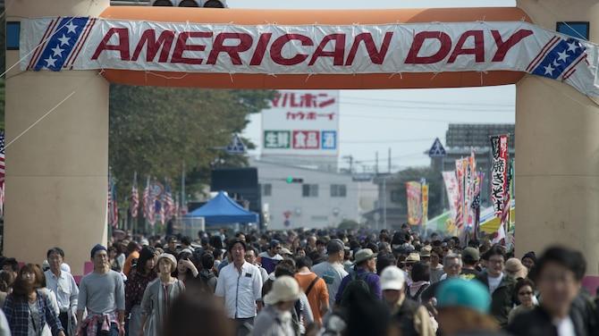 29th Annual American Day celebration