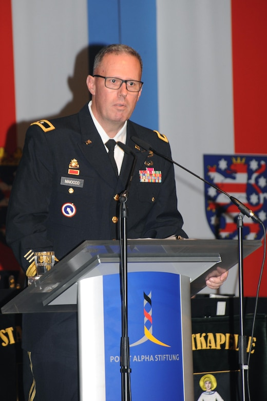 No more border: 7th MSC commanding general remembers end of the Cold War