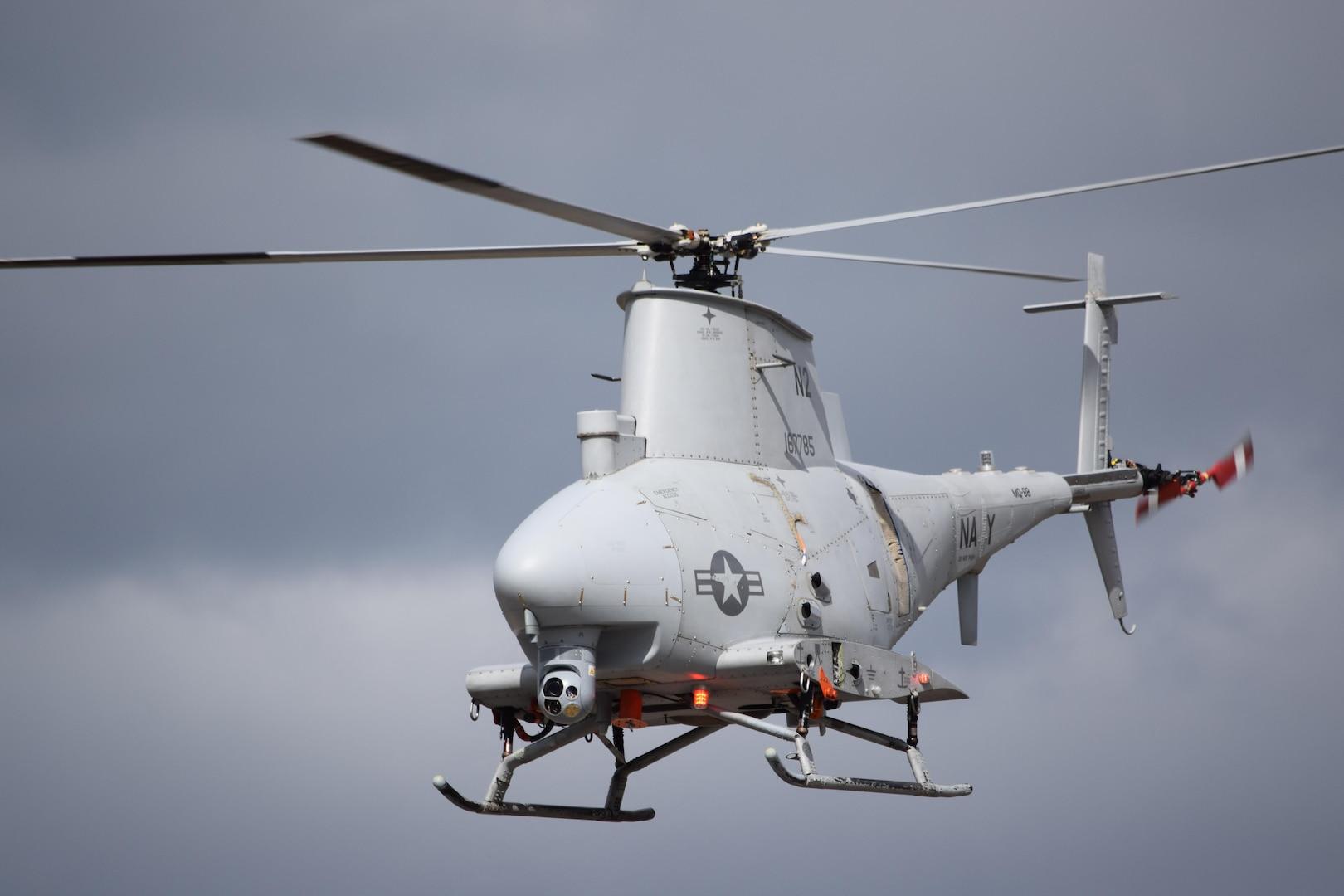 Image: MQ-8B Fire Scout