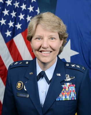 Lt. Gen. Michelle Johnson