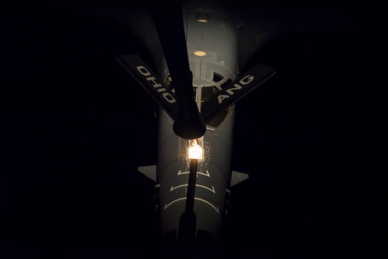 First for U.S., Japan, Republic of Korea air forces: nighttime training near Sea of Japan