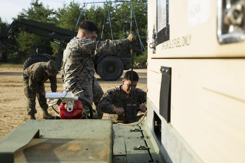 Exercise Kamoshika Wrath helps Marines test mission performance and prepare for real-world situation.