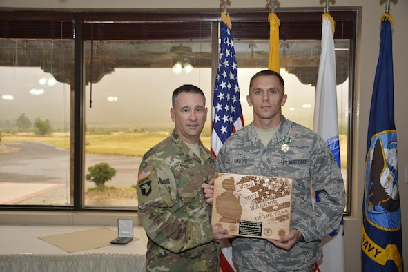 Holloman Airman wins WSMR warrior challenge