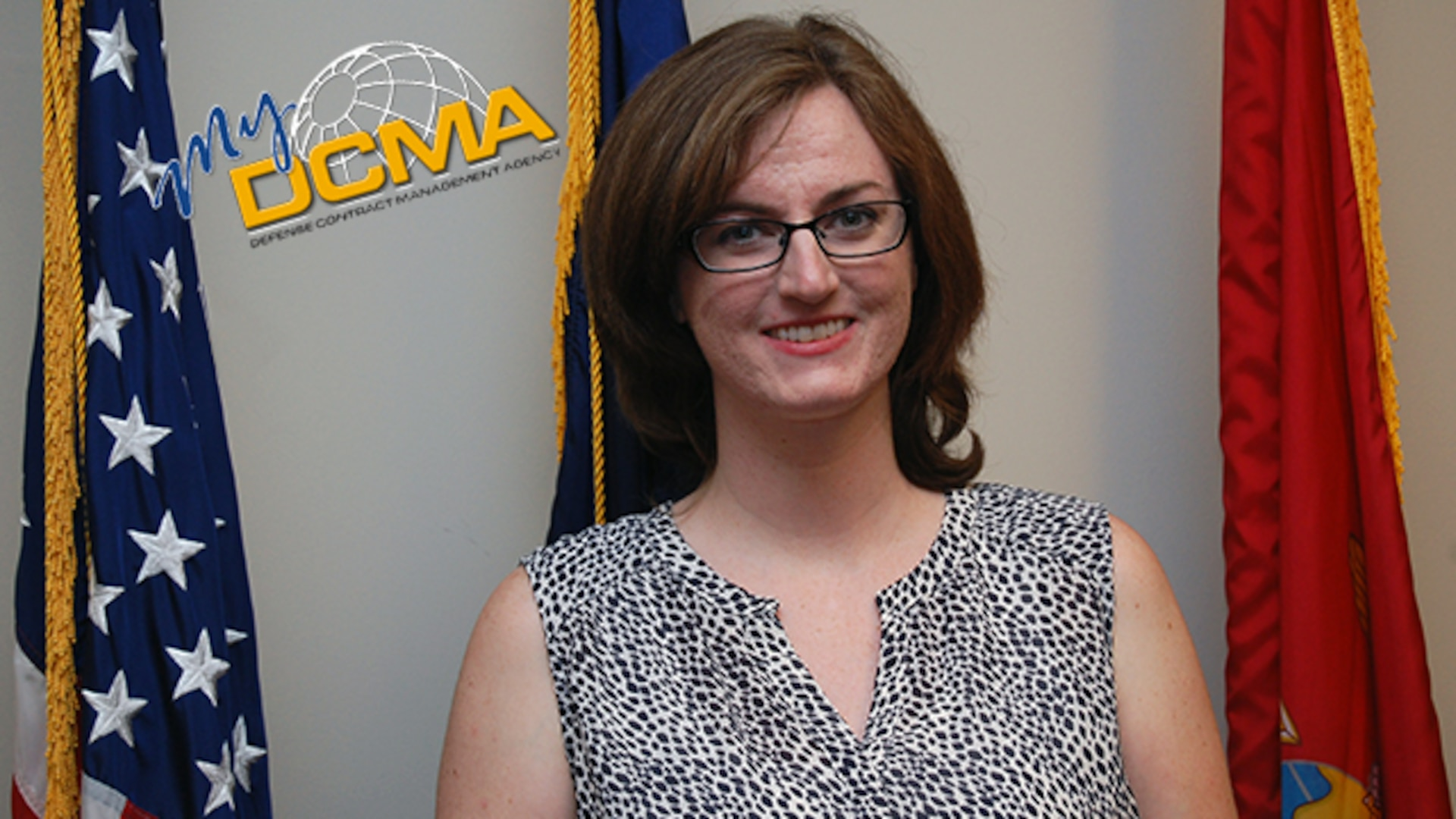 Erin Babcock is an administrative contracting officer at Defense Contract Management Agency Hampton. She has been a part of the DCMA team for four years. (DCMA photo by Tonya Johnson)