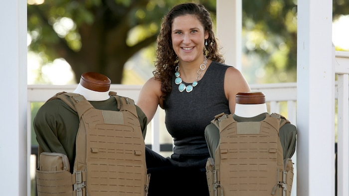Face of Acquisition: Lead engineer takes unconventional path to get Marines better body armor