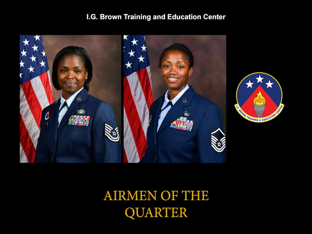 Airmen of the third quarter