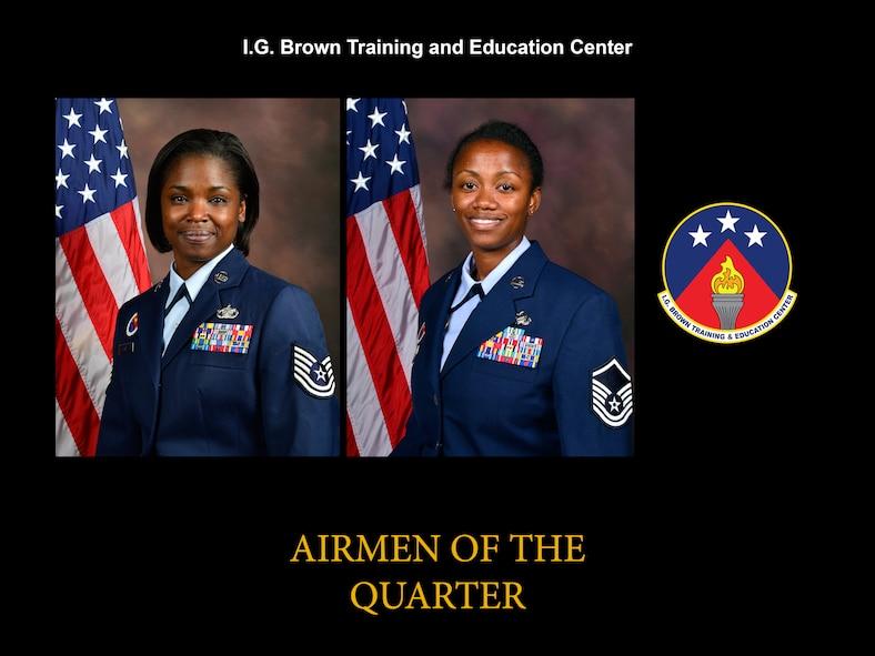 Airmen of the third quarter