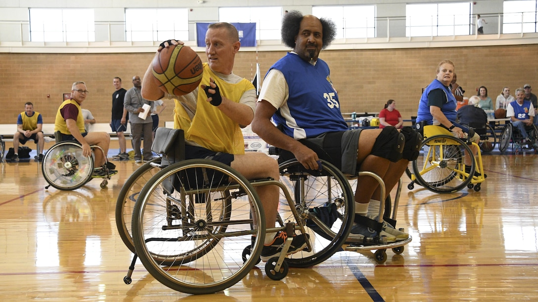 Sporting events held in celebration of NDEAM