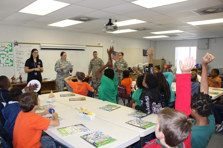 "Emergency Management ""Be Ready"" School Visits"
