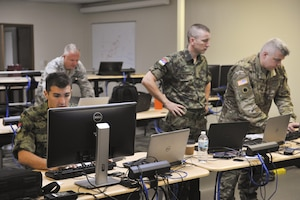 Serbia partners with Ohio NG for cyber exercise