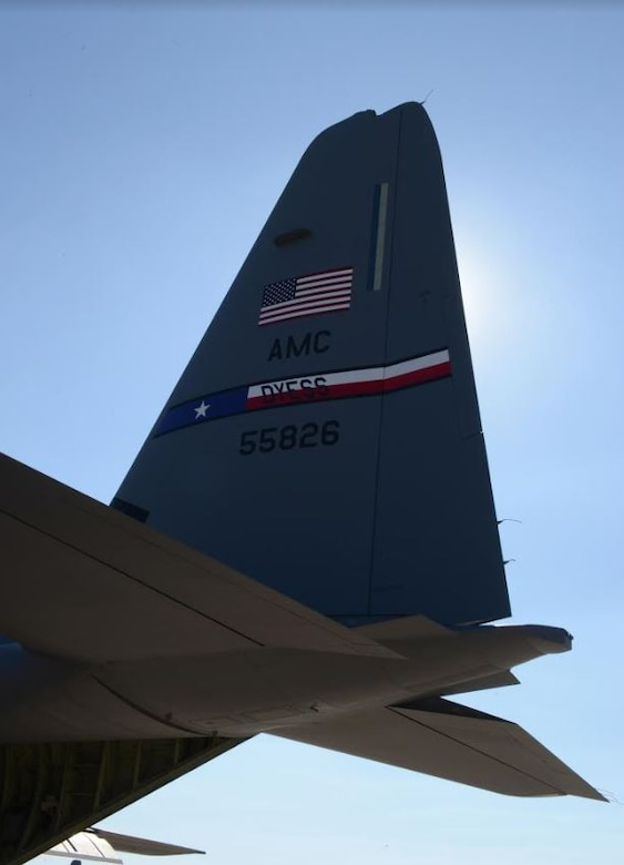 317th Airlift Wing receives newest C-130J Super Hercules