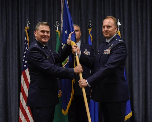 141st ARW Welcomes New Commander