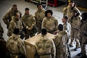 CBRN training a priority for Liberty Wing