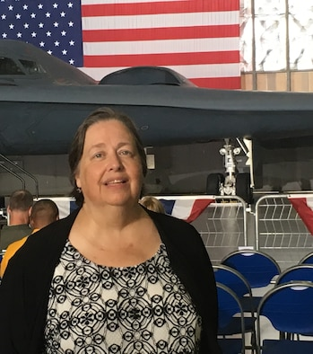 Melanie Moore is a cancer survivor who has worked for the Army and Air Force for over 34 years. She reminds everyone to get checked because it could save your life.