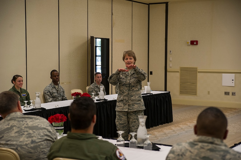AFRC Commander visits Charleston